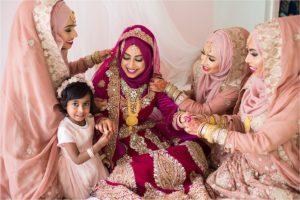 il matrimonio musulmano