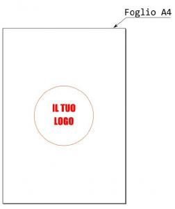 esempio di presentazione del marchio figurativo