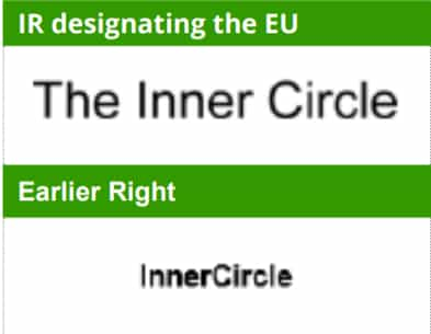 inner circle figurative trademark case