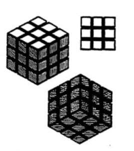 marchio del cubo di Rubik