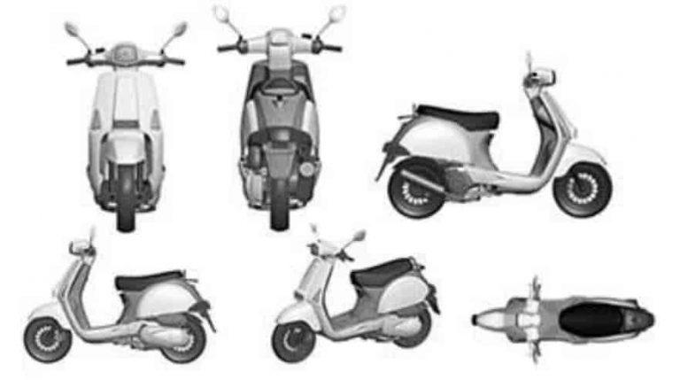 marchio scooter piaggio