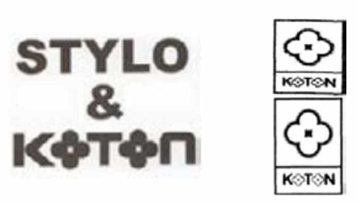 Stylo & Koton figurative trademark case