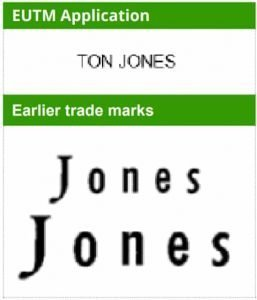 tom jones textual mark case
